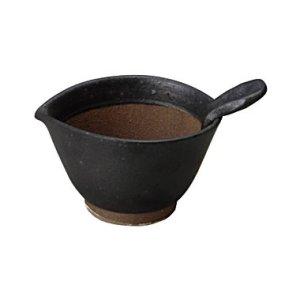 画像1: 【まいん】黒納豆鉢大