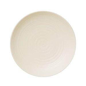 画像1: 【こよみ】白8寸皿