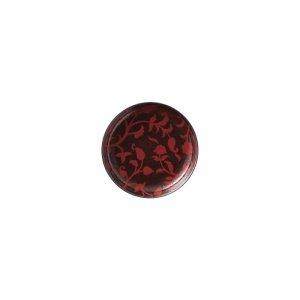 画像1: 【MIWAKU -魅惑-】小皿 赤