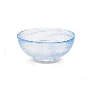 画像1: 【JUN-純-】墨流し碗 青
